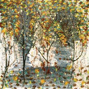 Forest Rhapsody, 2001 by Carolyn Mary Kleefeld
