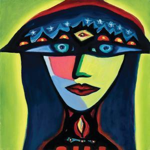 Isabella, the Polish Gypsy, 2007 by Carolyn Mary Kleefeld