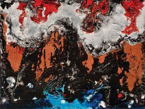 Rhapsody of the Elements, 2012 by Carolyn Mary Kleefeld