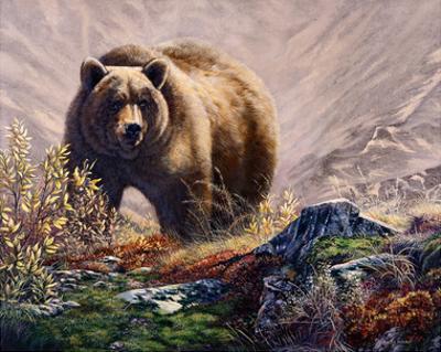 Beary Delight by Carolyn Mock