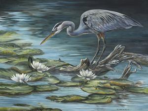 Heron Haven by Carolyn Mock