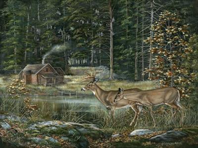 Twilight Sighting by Carolyn Mock