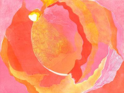 Cabbage Rose I