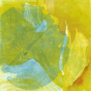 Lotus Monotype I by Carolyn Roth