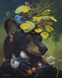 The Birdwatcher by Carolyn Schmitz