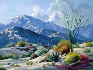 Desert Serenade by Carolyne Hawley