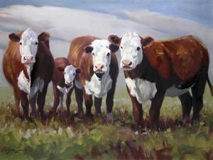 Home on the Range by Carolyne Hawley
