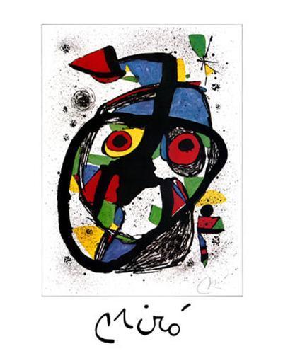 Carota, c.1978-Joan Mir?-Art Print