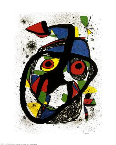 Carotta-Joan Mir?-Art Print