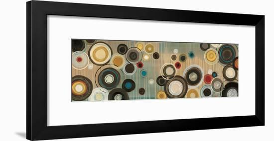 Carousel Panel II-Jeni Lee-Framed Premium Giclee Print