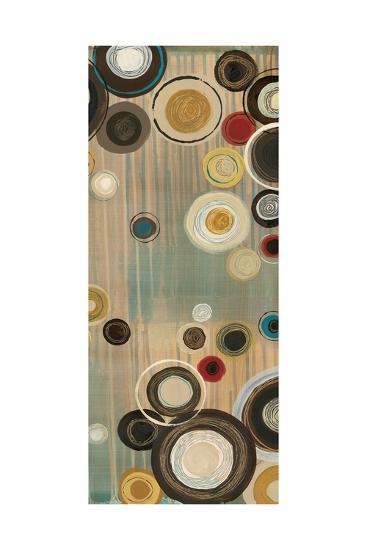 Carousel Panel V-Jeni Lee-Art Print