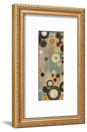 Carousel Panel V-Jeni Lee-Framed Art Print