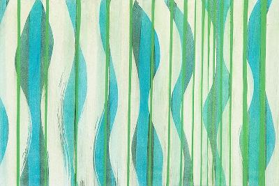 Carousing with Lines I-Allison G. Miller-Art Print
