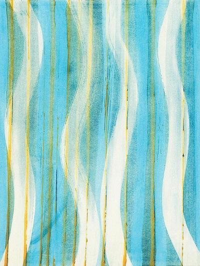 Carousing with Lines II-Allison G. Miller-Art Print