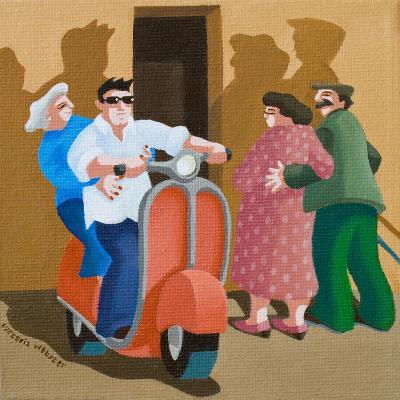 Carpe Diem, 2010-Victoria Webster-Giclee Print
