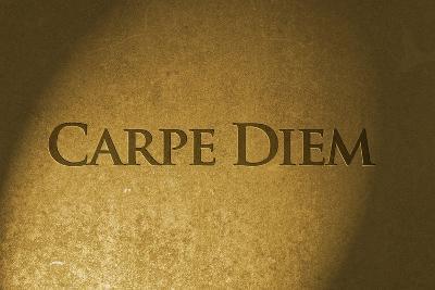 Carpe Diem-thomaca-Art Print