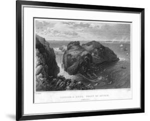 Carrick-A-Rede, Coast of Antrim, Ireland, 19th Century