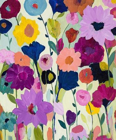 Blooms Have Burst by Carrie Schmitt