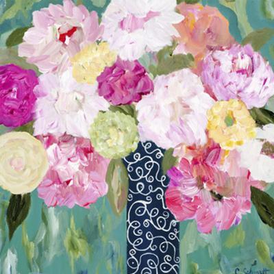 Botanical Splash by Carrie Schmitt