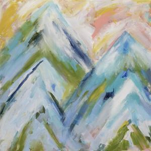 Colorado Bluebird Sky by Carrie Schmitt