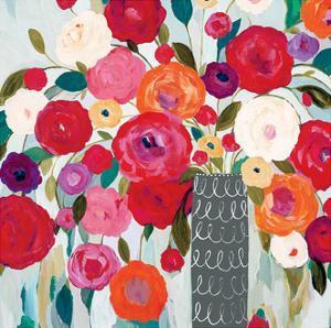 Floral Romance by Carrie Schmitt