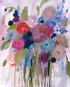 Fresh Bouquet by Carrie Schmitt