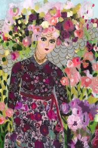 Garden Goddess by Carrie Schmitt