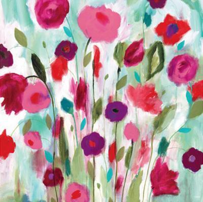Happy Garden by Carrie Schmitt