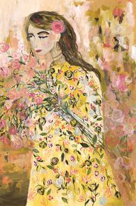 Last Summer Rose by Carrie Schmitt