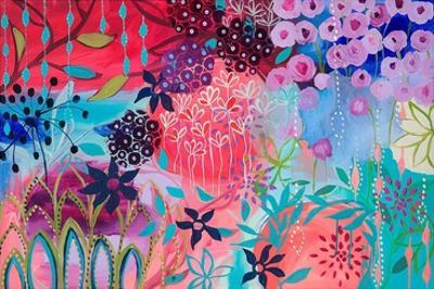 Spirit Garden by Carrie Schmitt