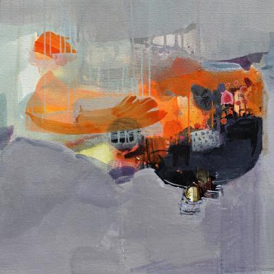 Carried Away-Lina Alattar-Art Print