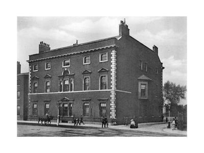 Carrington House, Whitehall, 1908