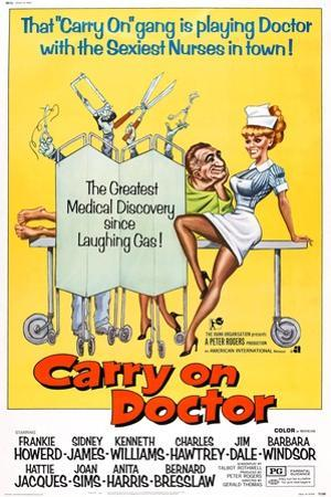 Carry on Doctor, 1967
