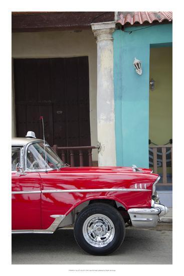 Cars of Cuba II-Laura Denardo-Art Print