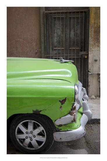 Cars of Cuba III-Laura Denardo-Art Print