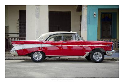 Cars of Cuba VII-Laura Denardo-Art Print