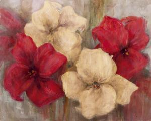Lily Reds I by Carson