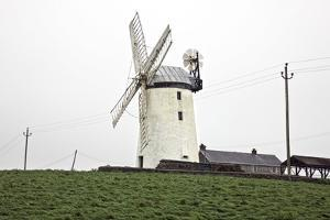 Ballycopeland Windmill, County Down, Ulster, Northern Ireland, United Kingdom, Europe by Carsten Krieger