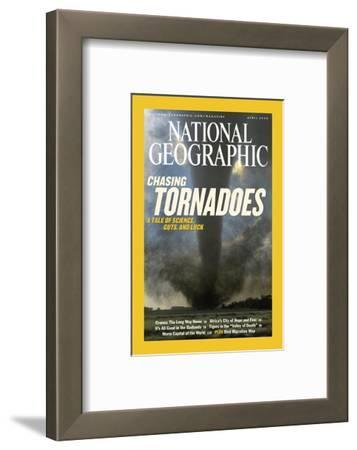 Cover of the April, 2004 National Geographic Magazine