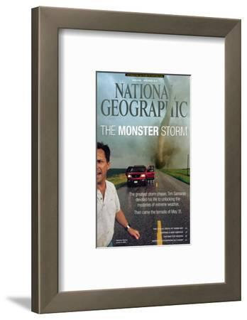 Cover of the November, 2013 National Geographic Magazine