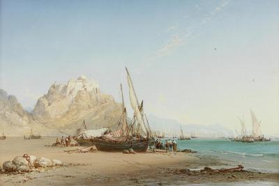 Cartagena, Spain-James Webb-Giclee Print