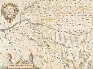 Carte du Béarn