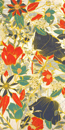 Carte Postale Blooms Henna 2-Kimberly Allen-Art Print