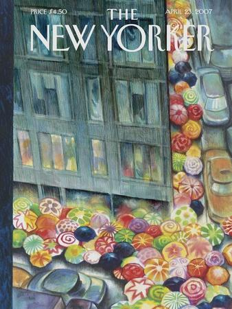 The New Yorker Cover - April 23, 2007