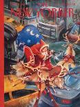 The New Yorker Cover - August 3, 1998-Carter Goodrich-Premium Giclee Print