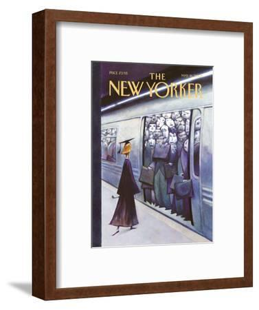 The New Yorker Cover - May 16, 2005