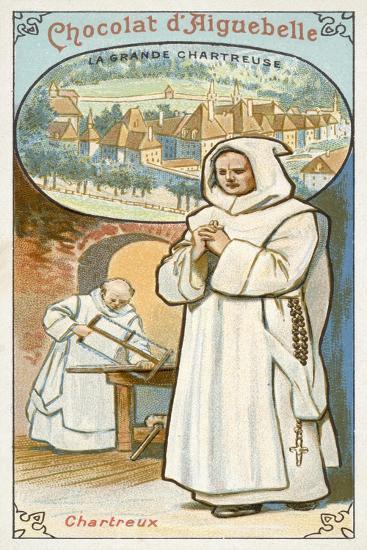 Carthusian Friars--Giclee Print