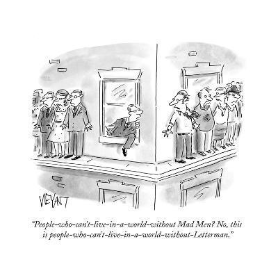 Cartoon-Christopher Weyant-Premium Giclee Print