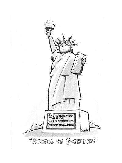 Cartoon-Benjamin Schwartz-Premium Giclee Print