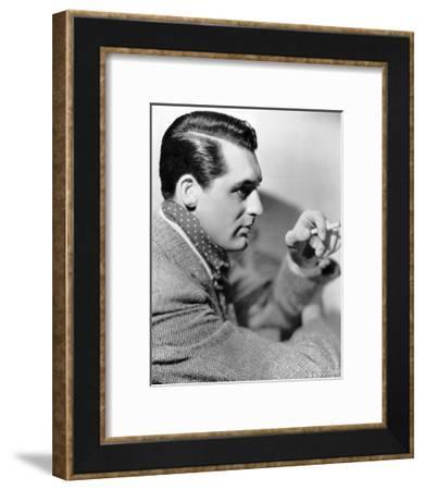 Cary Grant 1932-Hollywood Historic Photos-Framed Art Print